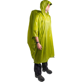 Sea to Summit Ultra-Sil Nano 15D Tarp Poncho lime
